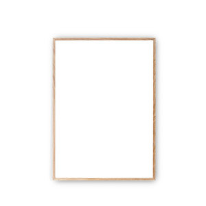 Paper Collective Houten lijst 50x70