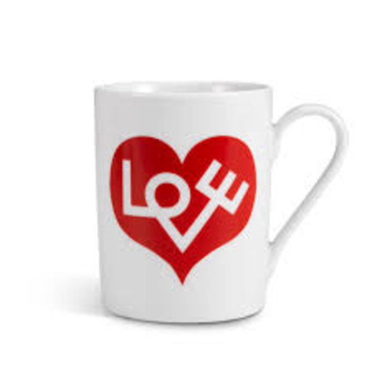 Vitra Vitra mug love red