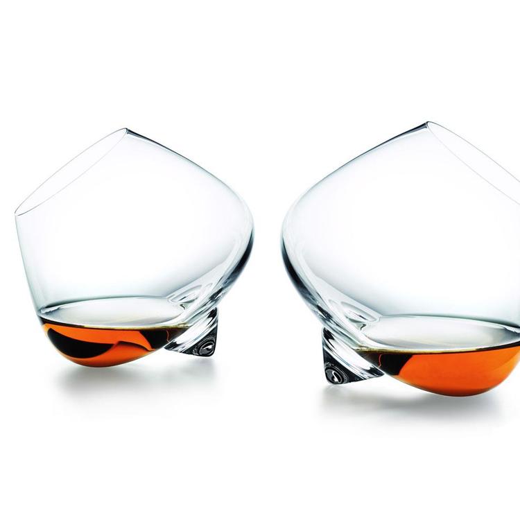 Normann Copenhagen Cognac glas set 2