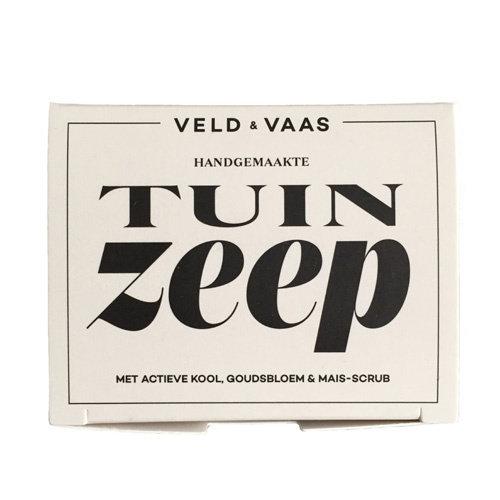 Veld & Vaas Tuin zeep