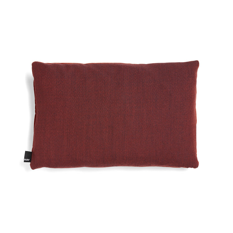 HAY HAY cushion Eclectic red 45 x 30 cm