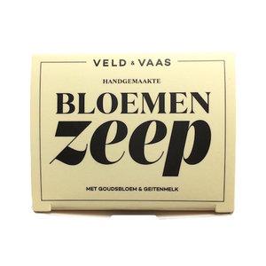 Veld & Vaas Bloemen zeep