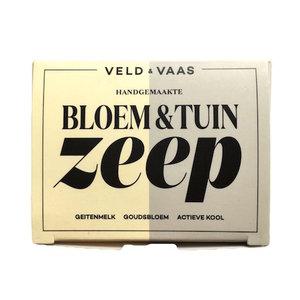Veld & Vaas Flower & garden soap
