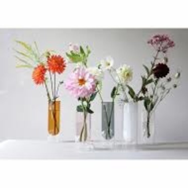 Studio About Flower Tube transparent low