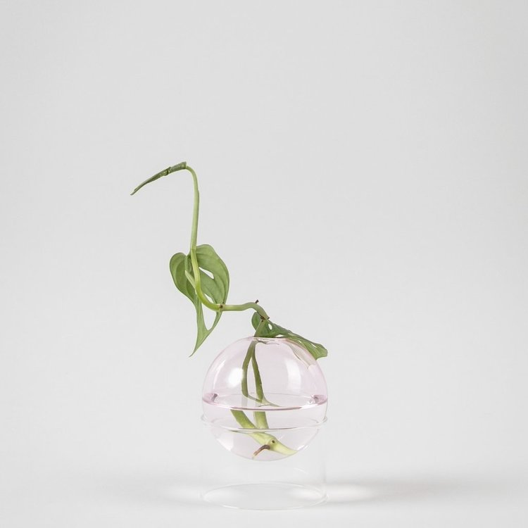 Studio About Flower Bubble staan roze