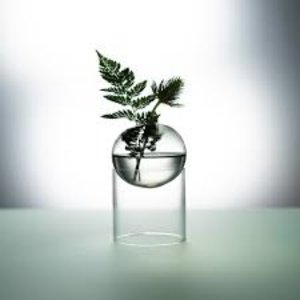 Studio About Flower Bubble staan transparent high