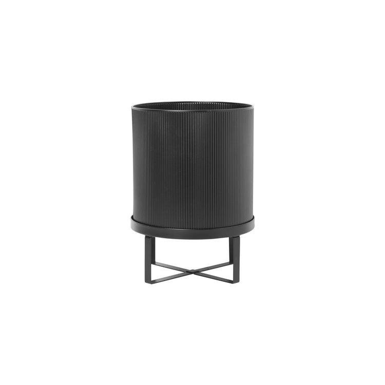 ferm LIVING Pot Bau groot zwart
