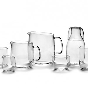 Serax Carafe glass 75cl