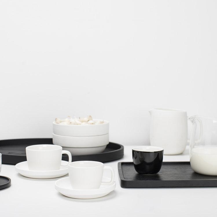 Serax Espresso mug black