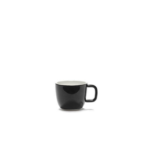 Serax espresso mug  handle black