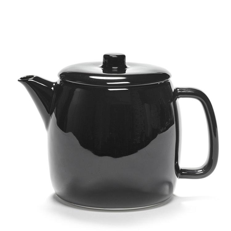 Serax Tea pot black