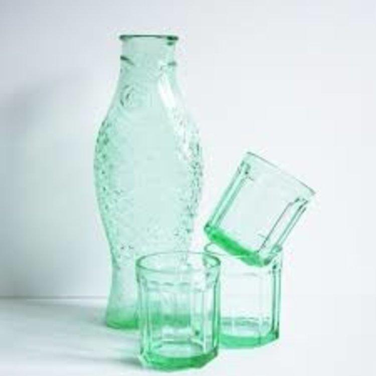 Serax Bottle fish green