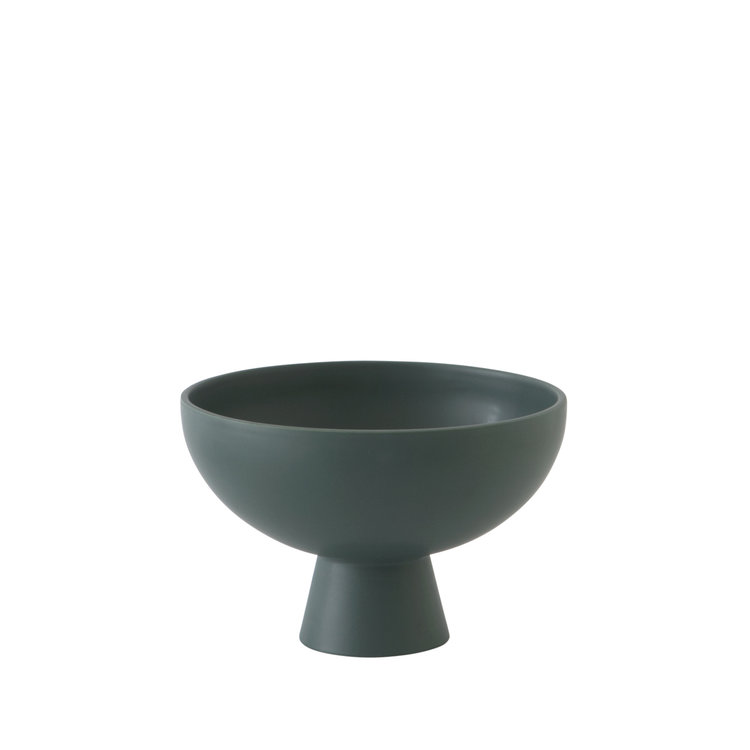 raawii Raawii bowl large green