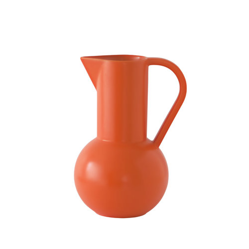 raawii Strøm jug large orange