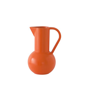 raawii Strøm jug medium orange