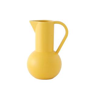 raawii Strøm jug large yellow