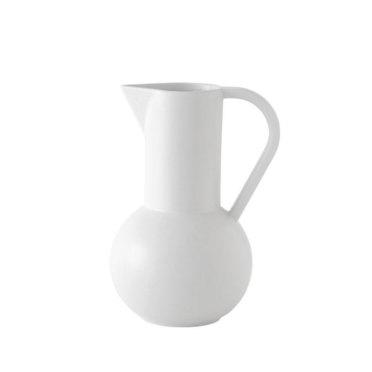 raawii Raawii Strøm jug large white
