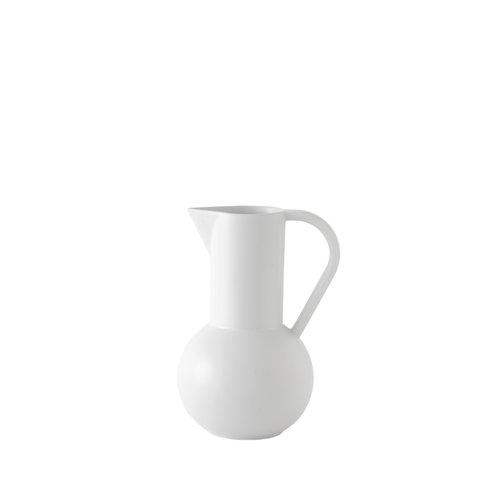 raawii Strøm  jug small white