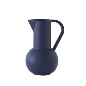 raawii Strøm jug large dark blue