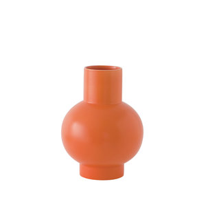 raawii Raawii vase Strøm large orange