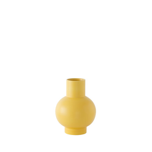 raawii Strøm vase small yellow