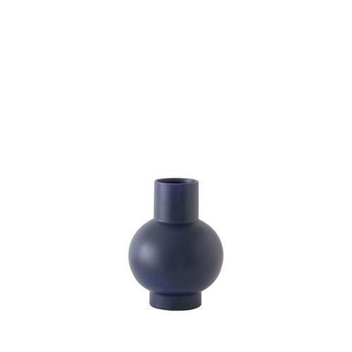 raawii Strøm vase small blue