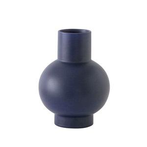 raawii Strøm vase XL dark blue