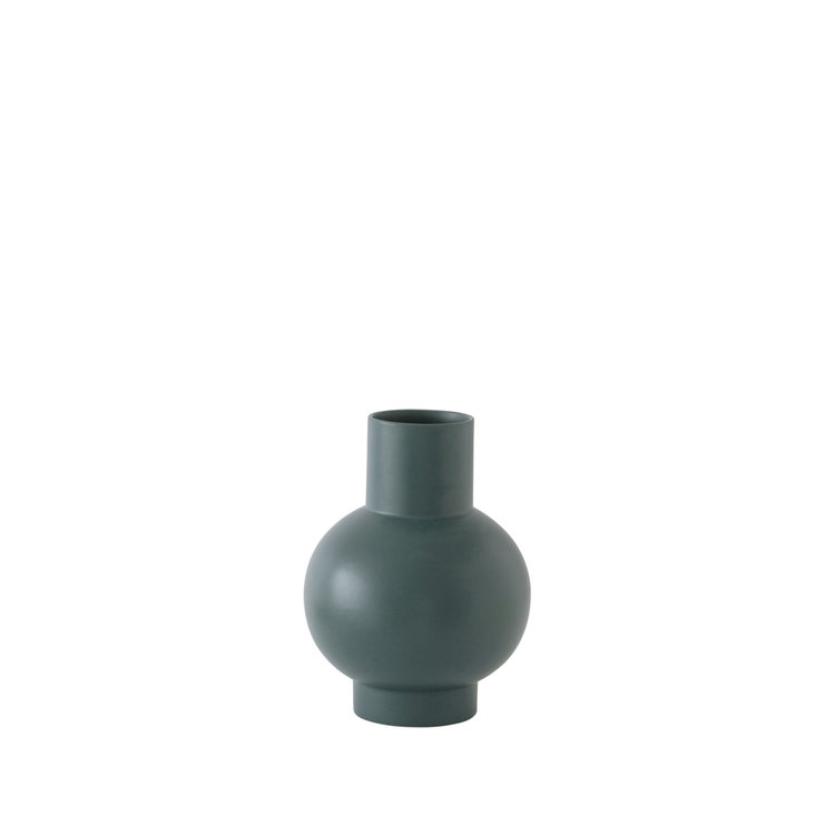 raawii Raawii vase Strøm small green