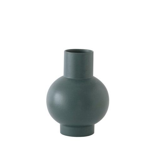 raawii Strøm vase large green