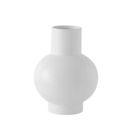 raawii Strøm vase XL white