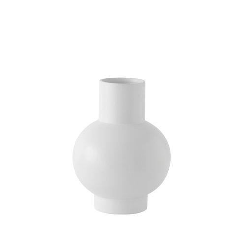 raawii Strøm vase large white