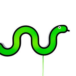 Rrudi. Rrudi lamp Snake