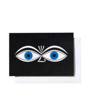Vitra Vitra greeting card Eyes medium