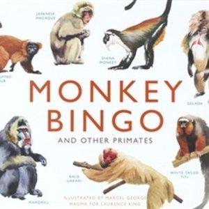 Monkey Bingo spel