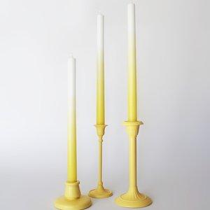 Mo Man Tai Mo Man Tai gradient candle yellow
