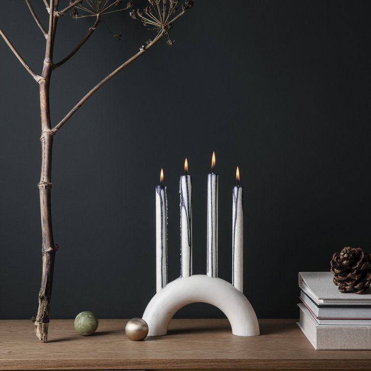 ferm LIVING ferm LIVING candle holder Bow