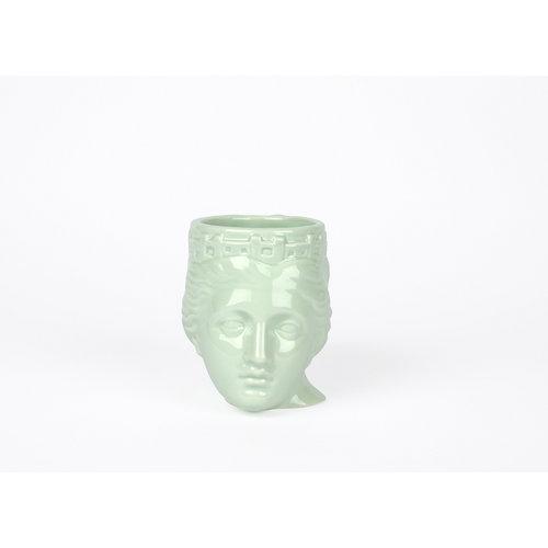 DOIY mug Tyche green