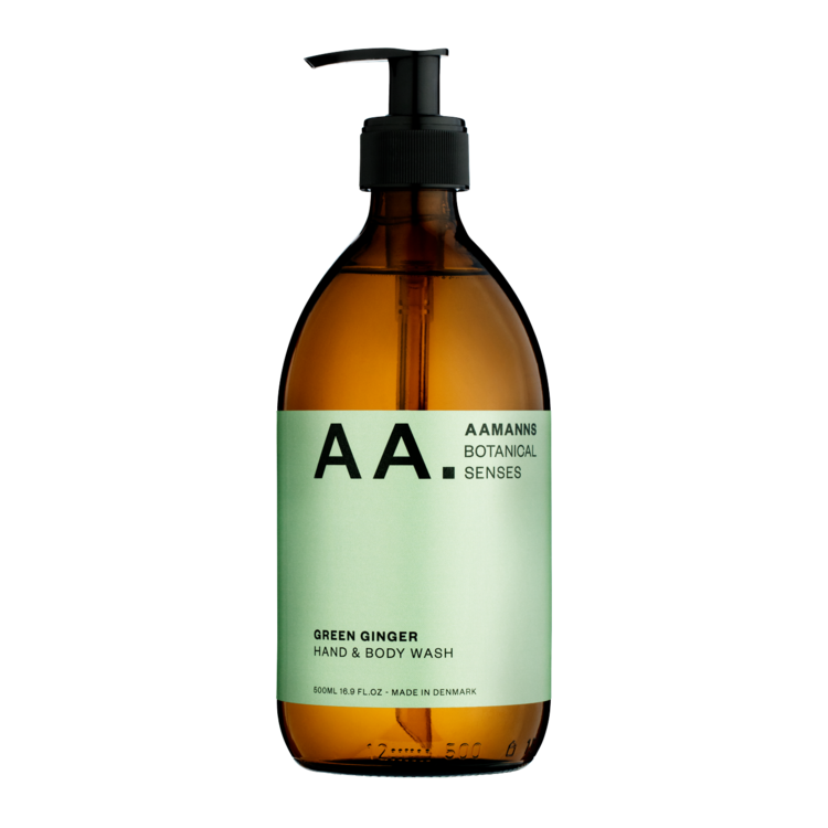 Aamanns Aamanns hand & body wash Green Ginger