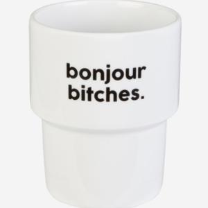 Felicie Aussi Mug Bonjour Bitches