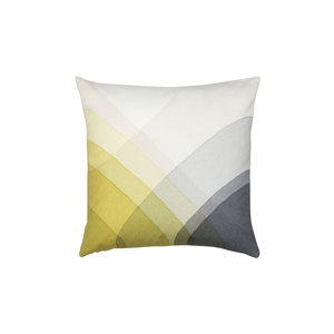 Vitra Vitra cushion Herringbone yellow