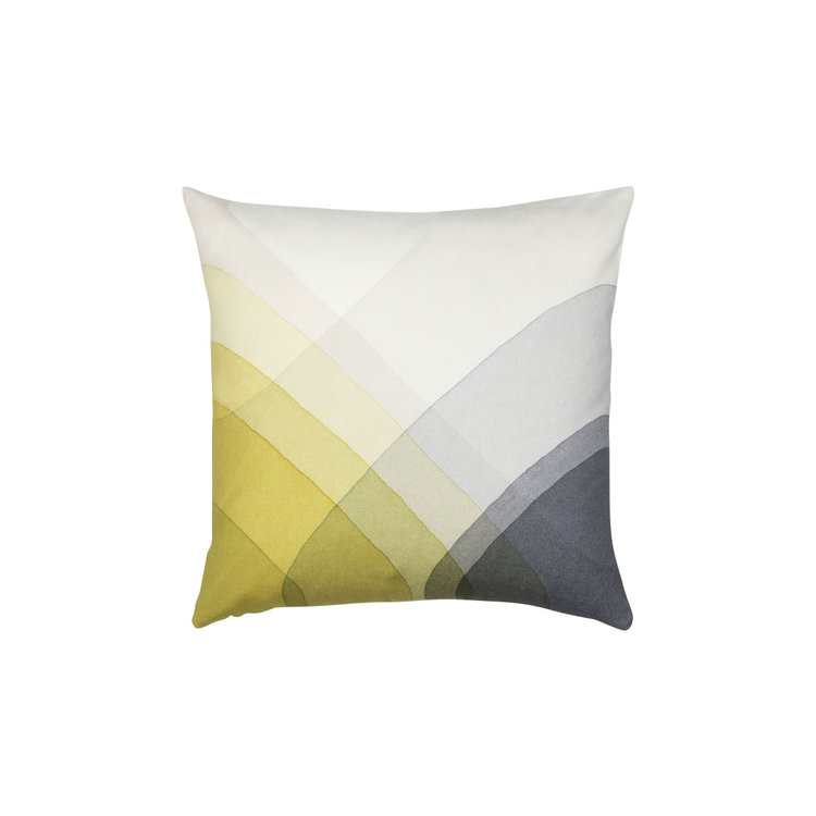 Vitra Vitra cushion Herringbone yellow 40x40cm