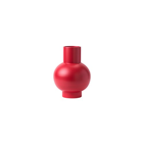 raawii Strøm vase small red