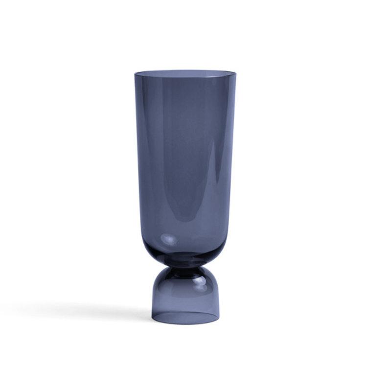 HAY HAY vase Bottoms Up navy