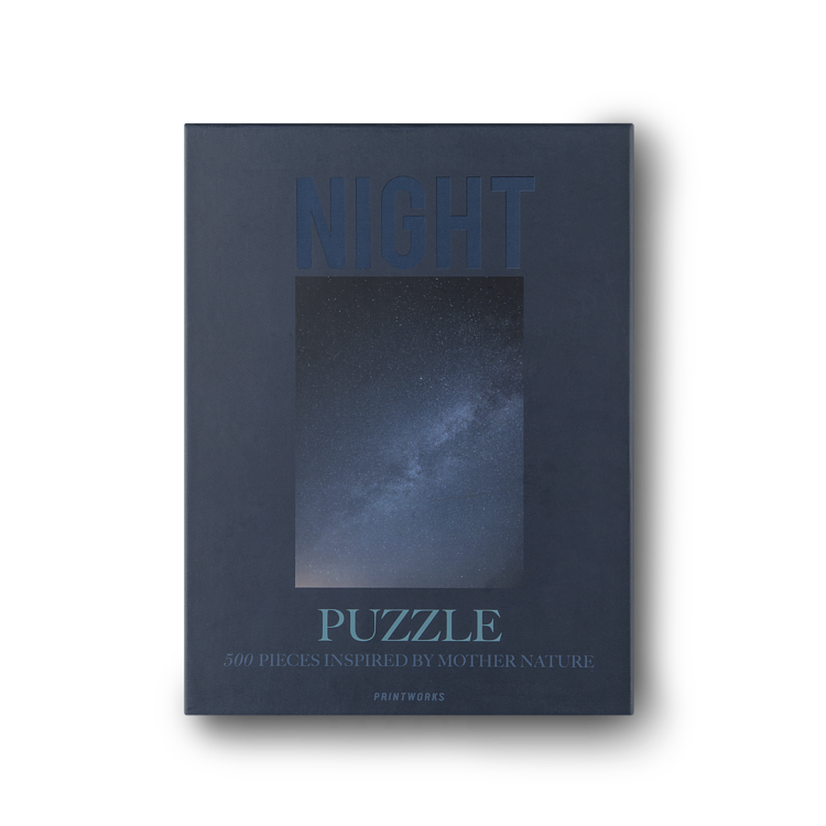 Printworks Printworks puzzel Night