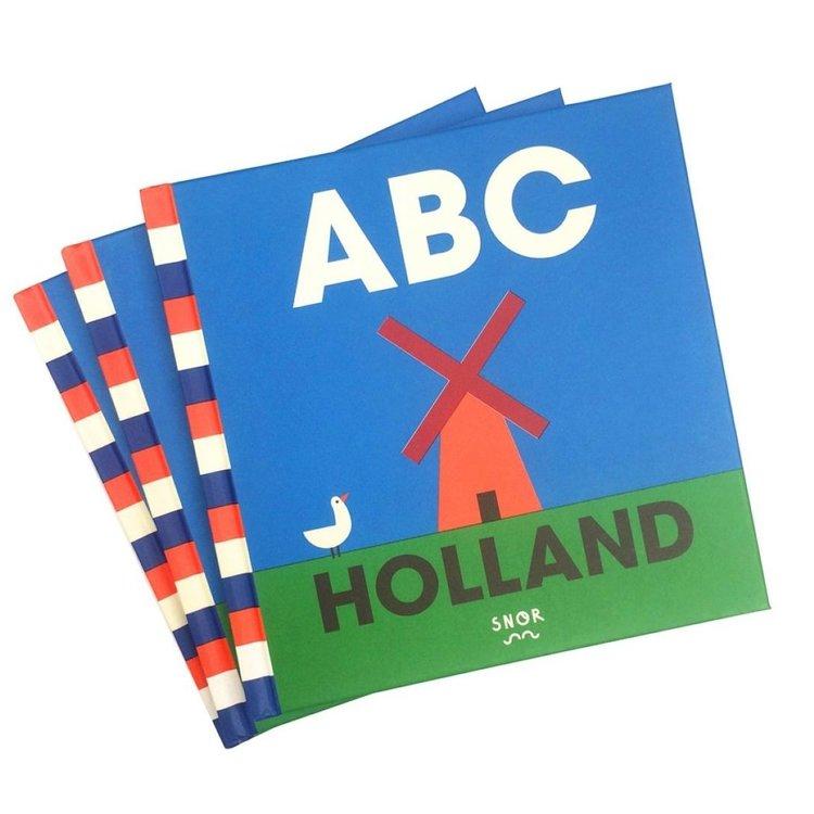 Boek ABC Holland