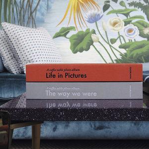 Printworks Photo album The way we were