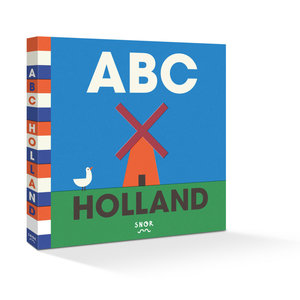 Boek ABC Holland
