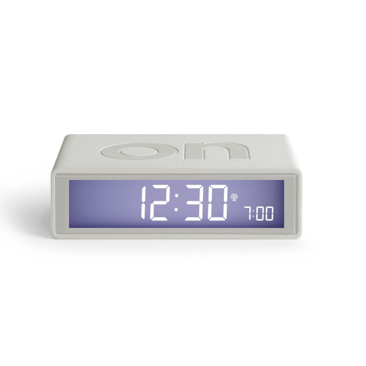 Lexon Lexon alarm clock Flip+ white