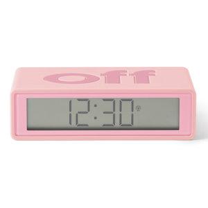 Lexon Lexon alarm clock Flip+ pink