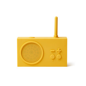 Lexon Lexon radio Tykho 3 yellow
